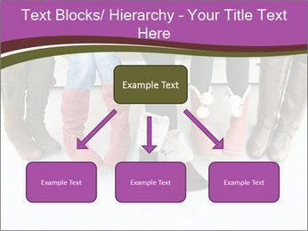 Girls boots PowerPoint Template - Slide 69