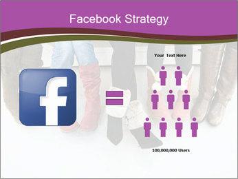 Girls boots PowerPoint Template - Slide 7