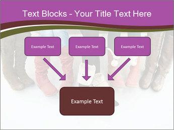 Girls boots PowerPoint Template - Slide 70