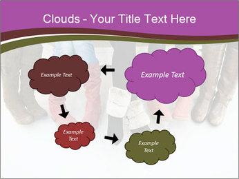 Girls boots PowerPoint Template - Slide 72