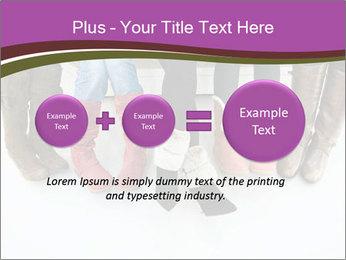 Girls boots PowerPoint Template - Slide 75