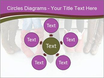 Girls boots PowerPoint Template - Slide 78