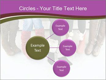 Girls boots PowerPoint Template - Slide 79