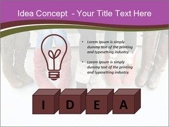 Girls boots PowerPoint Template - Slide 80