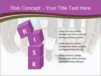 Girls boots PowerPoint Template - Slide 81