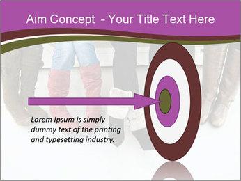 Girls boots PowerPoint Template - Slide 83