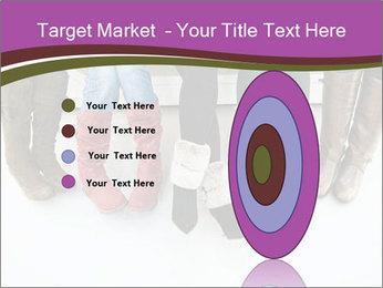 Girls boots PowerPoint Template - Slide 84