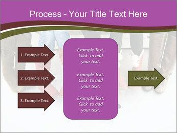 Girls boots PowerPoint Template - Slide 85