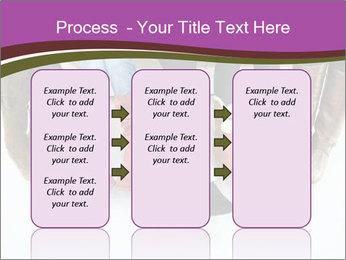 Girls boots PowerPoint Template - Slide 86