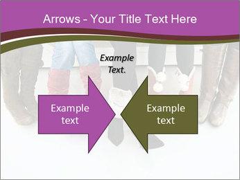 Girls boots PowerPoint Template - Slide 90