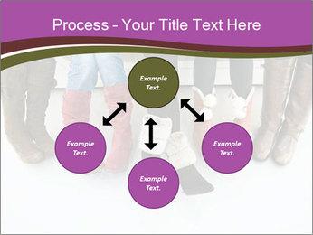 Girls boots PowerPoint Template - Slide 91