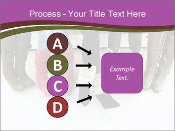 Girls boots PowerPoint Template - Slide 94