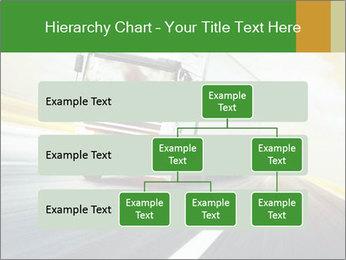 White truck PowerPoint Template - Slide 67