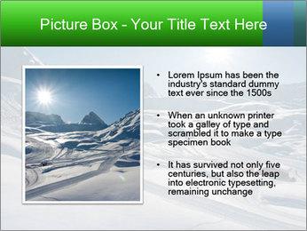 European Alps PowerPoint Template - Slide 13