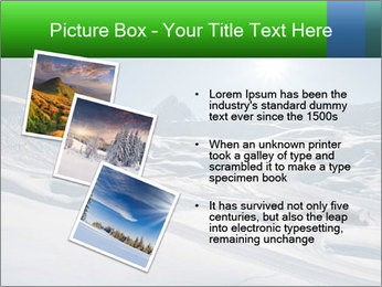 European Alps PowerPoint Template - Slide 17