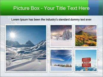 European Alps PowerPoint Template - Slide 19