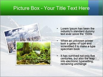 European Alps PowerPoint Template - Slide 20