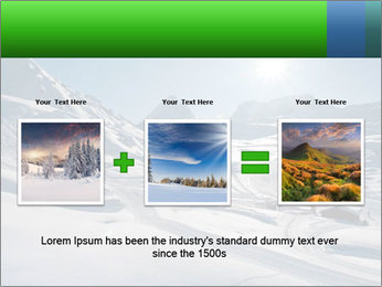European Alps PowerPoint Template - Slide 22