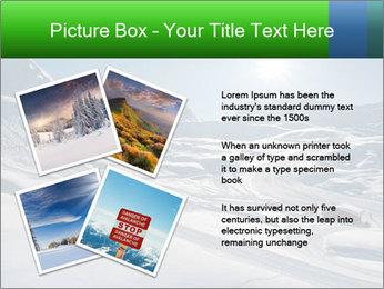 European Alps PowerPoint Template - Slide 23