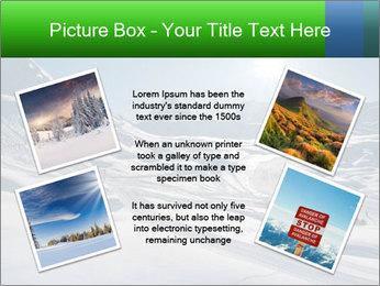 European Alps PowerPoint Template - Slide 24