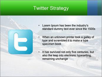 European Alps PowerPoint Template - Slide 9