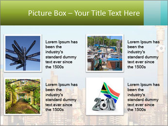 South Africa PowerPoint Template - Slide 14