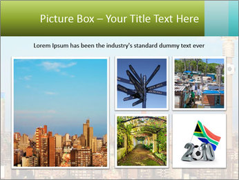 South Africa PowerPoint Template - Slide 19