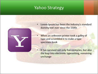 Breast sandwich PowerPoint Template - Slide 11