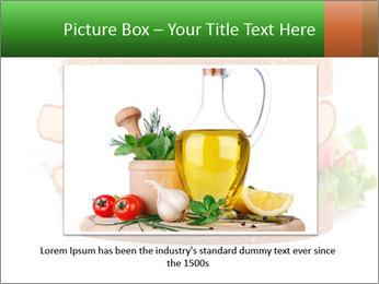 Breast sandwich PowerPoint Template - Slide 16