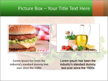 Breast sandwich PowerPoint Template - Slide 18