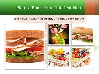 Breast sandwich PowerPoint Template - Slide 19
