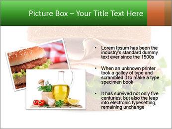 Breast sandwich PowerPoint Template - Slide 20