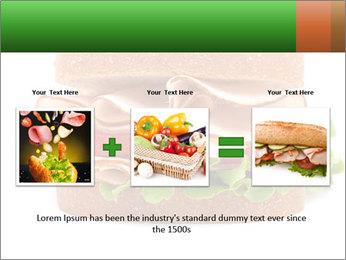 Breast sandwich PowerPoint Template - Slide 22