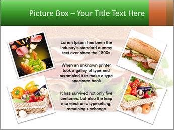 Breast sandwich PowerPoint Template - Slide 24