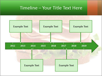 Breast sandwich PowerPoint Template - Slide 28