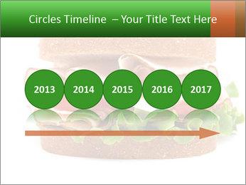 Breast sandwich PowerPoint Template - Slide 29