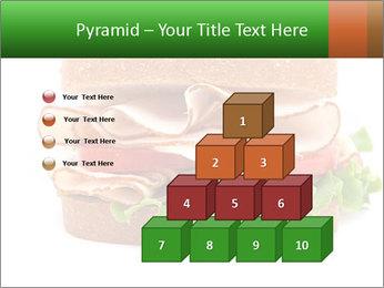 Breast sandwich PowerPoint Template - Slide 31