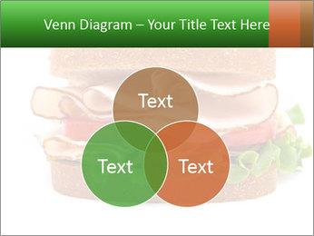 Breast sandwich PowerPoint Template - Slide 33