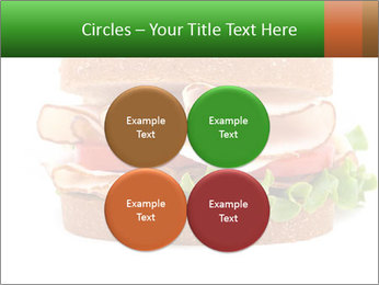 Breast sandwich PowerPoint Template - Slide 38
