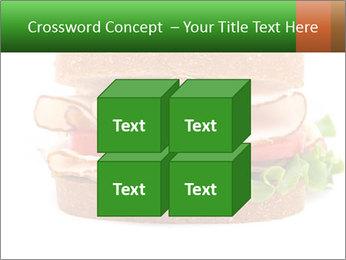 Breast sandwich PowerPoint Template - Slide 39
