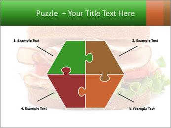 Breast sandwich PowerPoint Template - Slide 40