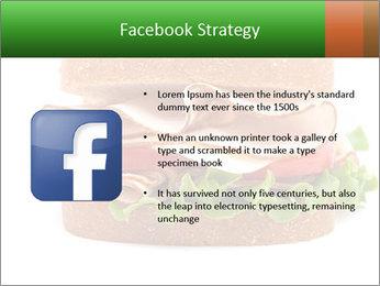 Breast sandwich PowerPoint Template - Slide 6