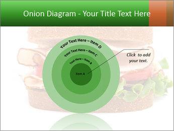 Breast sandwich PowerPoint Template - Slide 61