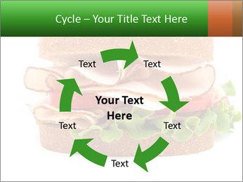 Breast sandwich PowerPoint Template - Slide 62