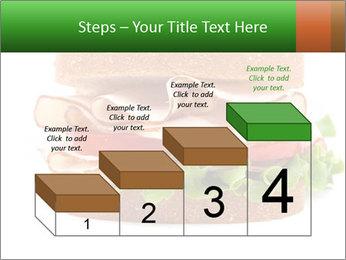 Breast sandwich PowerPoint Template - Slide 64