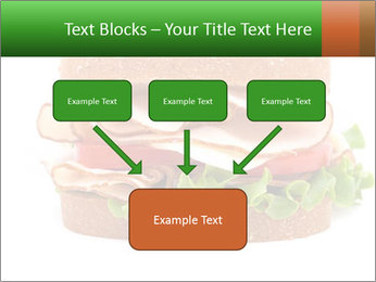 Breast sandwich PowerPoint Template - Slide 70