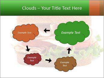 Breast sandwich PowerPoint Template - Slide 72