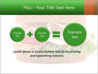 Breast sandwich PowerPoint Template - Slide 75