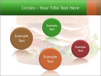 Breast sandwich PowerPoint Template - Slide 77