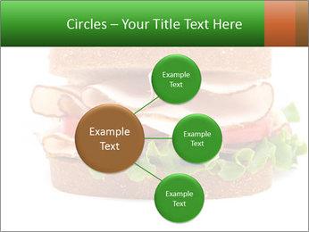 Breast sandwich PowerPoint Template - Slide 79
